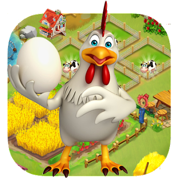 Farm Chicken apk screenshot
