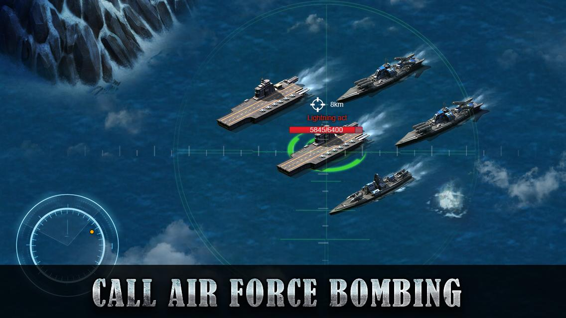 Decisive Battle Pacific Screenshot 2