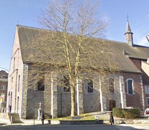 photo de Kirche zur Unbefleckten Empfängnis Mariens (Klosterkirche - Église Sainte-Marie)