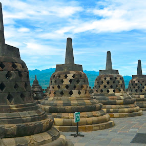 Borobudur  by Iman S - Buildings & Architecture Public & Historical