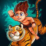 Jungle Surfer Icon