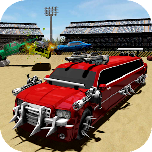 Limo Xtreme Demolition Derby Icon