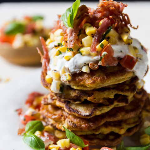 Easy Sweet Potato Corn Fritters