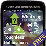 Touchless Notifications Free Icon