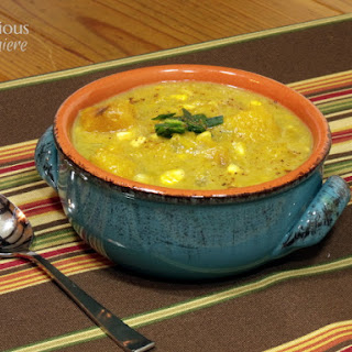 Pumpkin Corn Chowder Soup Recipes