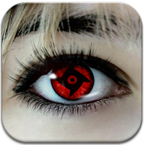 Sharingan Eyes Booth Studio