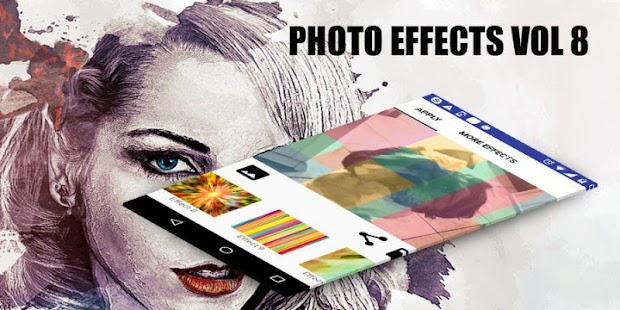 Abstract Photo Effects - screenshot