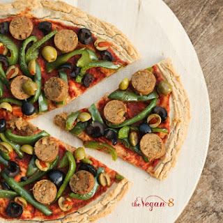 The 4 Step Gluten-free Yeast-Free Pizza Crust