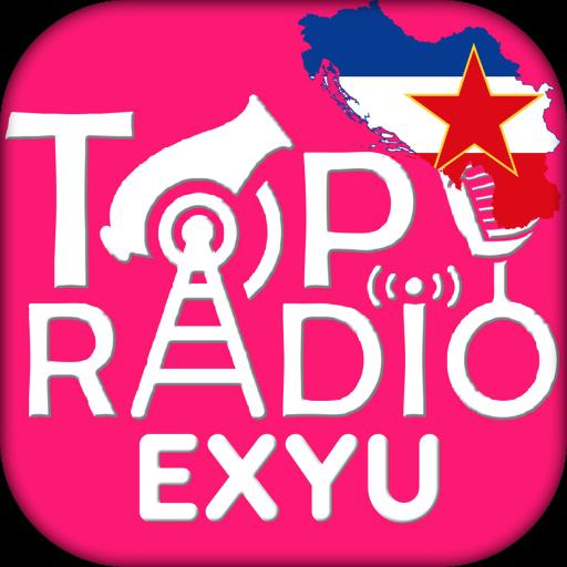 Android aplikacija Top Radio - Balkan Radio EXYU