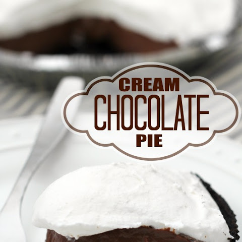 Chocolate Cream Pie #2