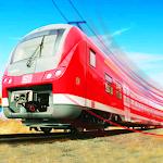 Indian Train Simulator Free Icon