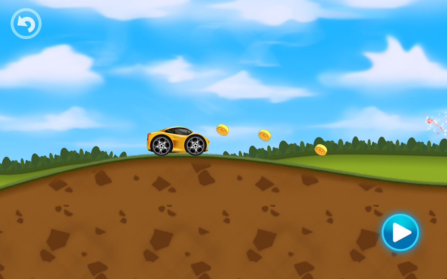 Fun Kid Racing GOLD Screenshot 2