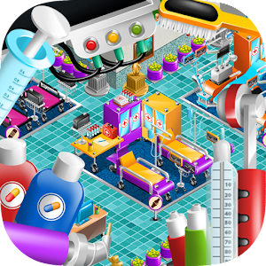 Kids Hospital - Doctor Games