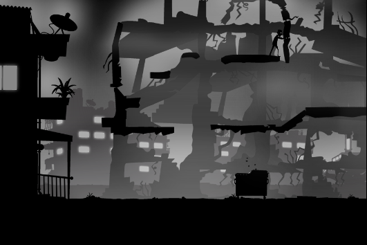 Liyla and The Shadows of War Screenshot 3