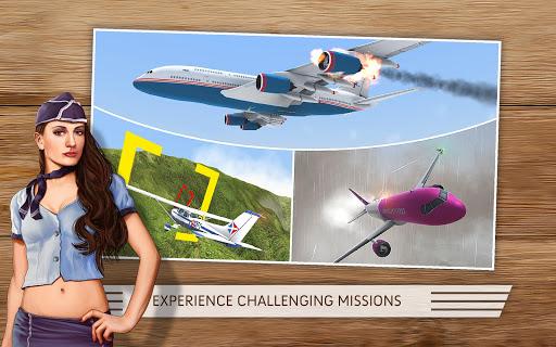 Take Off The Flight Simulator - screenshot