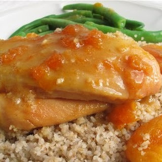 Apricot Chicken Dried Apricots Recipes