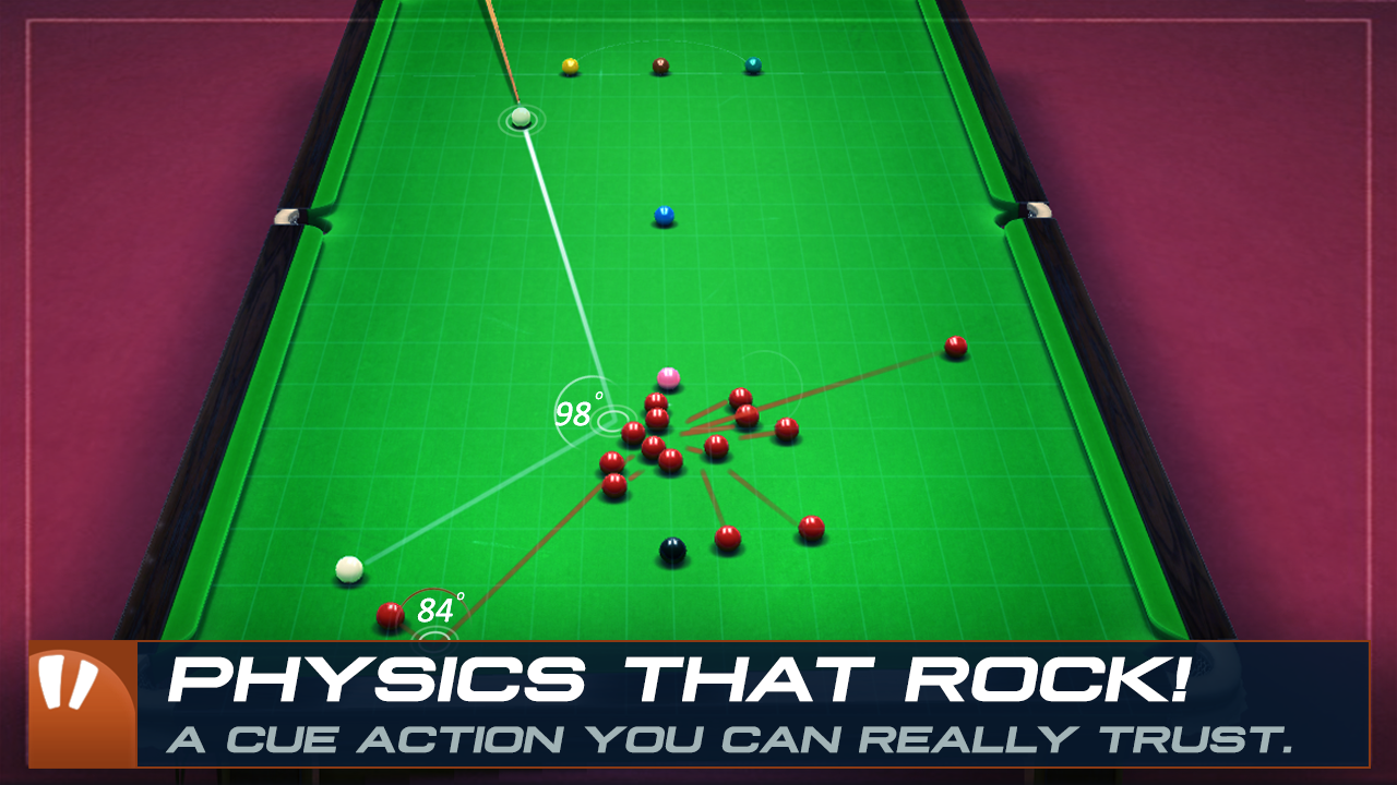 Snooker Stars Screenshot 3