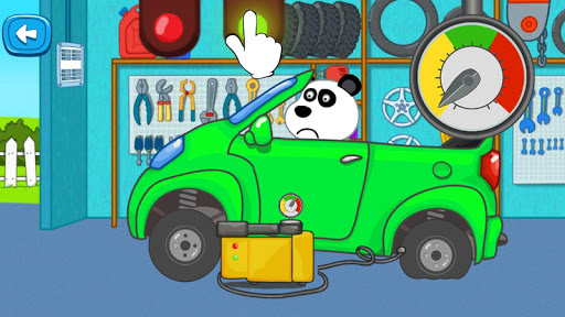 Puppy Patrol: Car Service For PC