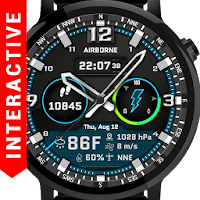 Airborne Watch Face For PC (Windows And Mac)