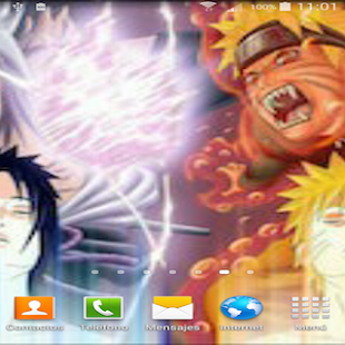 Naruto Wallpaper - screenshot