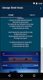 George Strait Music&Lyrics - screenshot