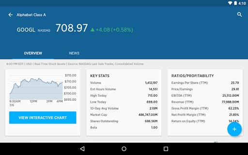 CNBC: Breaking Business News & Live Market Data screenshot 19