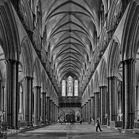 Wells Cathedral by Alex Graeme - Buildings & Architecture Places of Worship