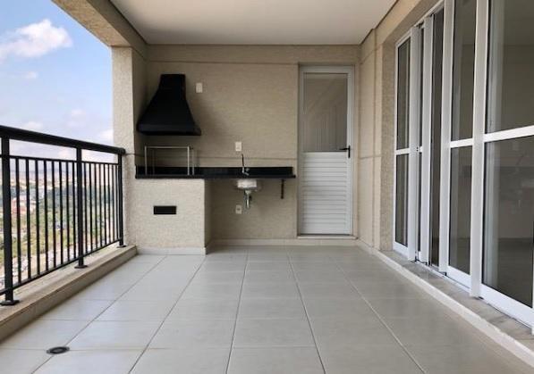 Lindo apartamento de 109m² com 3 dorms(1 Suite)Santo André.