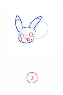 How to draw pokemon ✍ APK for Bluestacks
