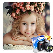 Photo Effects flower Frames