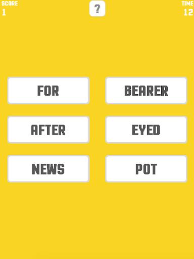 Word Pair Matching screenshot 6