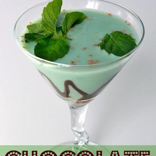 Mint Chocolate Martini Creme De Menthe Recipes