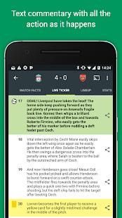 Soccer Scores Pro - FotMob v40.0.1097 (Paid Version) Apk