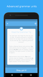 busuu - Easy Language Learning for Lollipop - Android 5.0