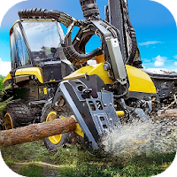 Logging Harvester Truck For PC (Windows And Mac)