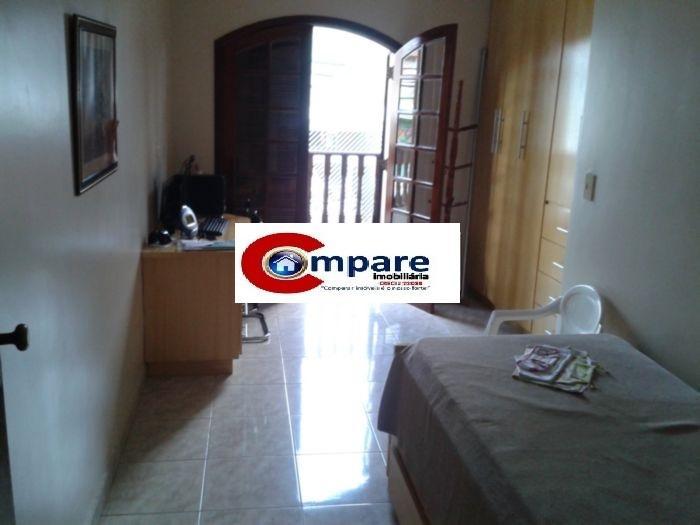 Casa 3 Dorm, Residencial Parque Cumbica, Guarulhos (CA0811) - Foto 2