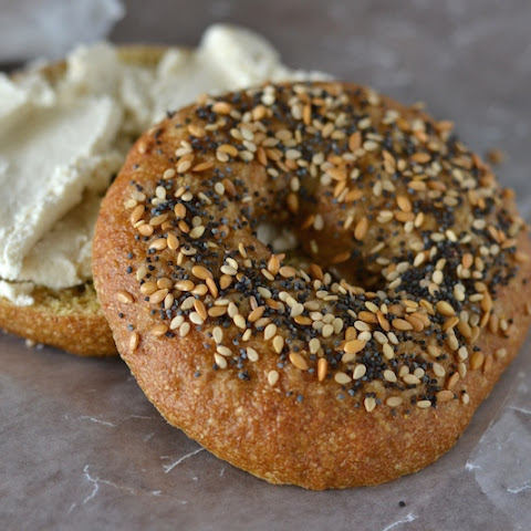 Easy Pretzel Roll Bagels