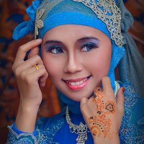 by Muhammad Izwandii - Wedding Bride
