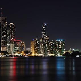 Brisbane Colours by Ty Hanson - City,  Street & Park  Skylines ( ty, australia, brisbane, photogrpahy, city )