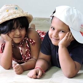 RAI N DAKSH by SANGEETA MENA  - Babies & Children Children Candids