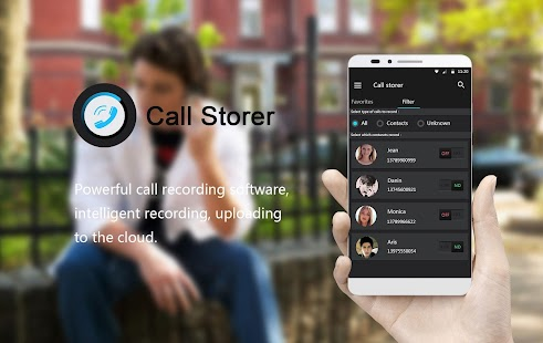 Automatic PhoneCall Recorder Screenshot