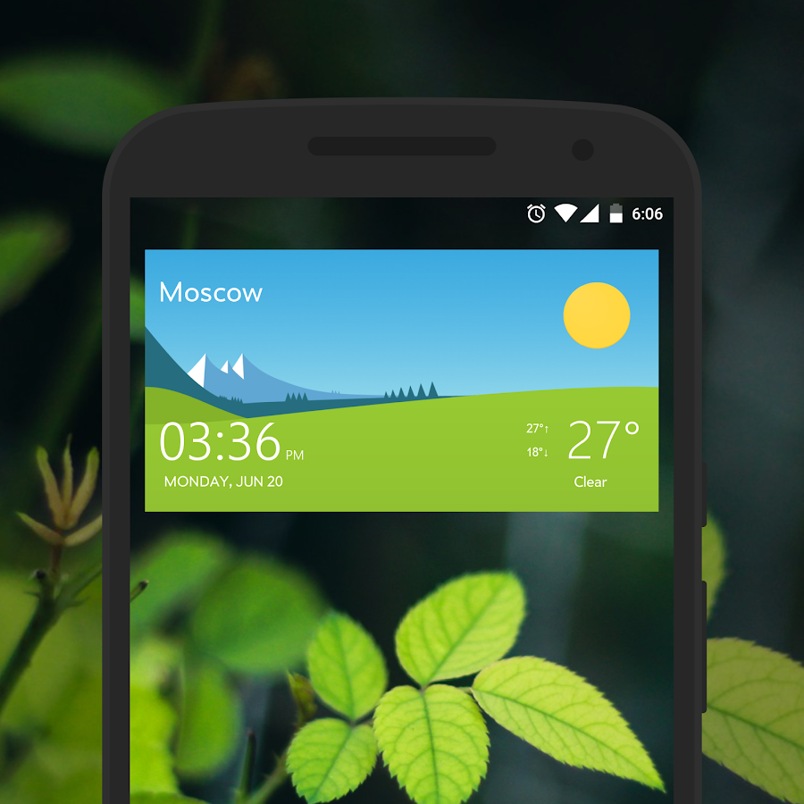 X-Weather Zooper Screenshot 5