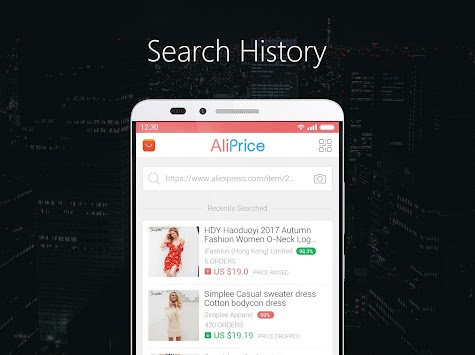 AliPrice -- AliExpress Price Tracker APK screenshot thumbnail 11