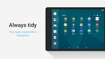 Screenshot of Smart Launcher 3