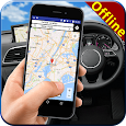 GPS World Offline Map: Live Driving Route Guide