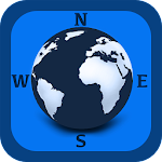 GPS Direction® : Route Finder & Location Tracker Icon