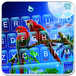 Lovely Parrots Keyboard Theme For PC / Windows 7/8/10 / Mac – Free Download