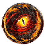 Poweramp Skin Dragon Icon
