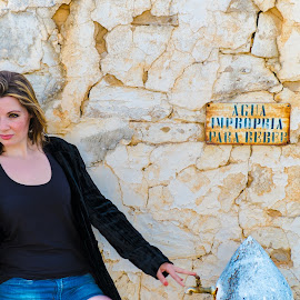 Patricia by Miguel Pires - People Fashion ( model patricia country algarve tavira )