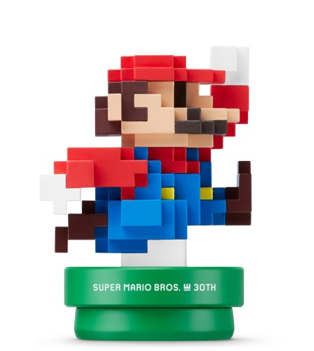 30th Anniversary Mario - Modern Color - Super Mario Bros. 30th Anniversary series